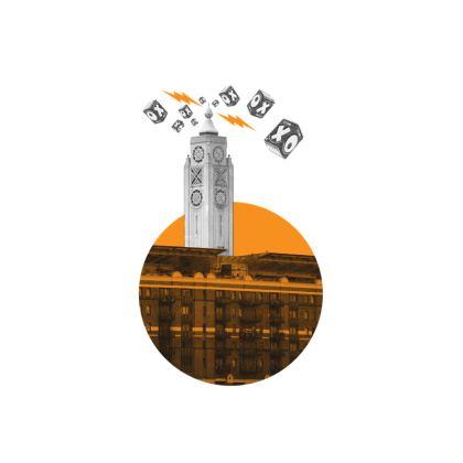 OXO TOWER, Hoodie