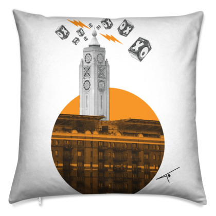 OXO TOWER, Cushion