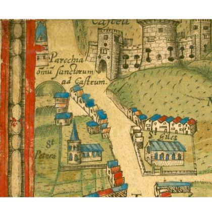 Castle Hill Small tray (27x20 cm)