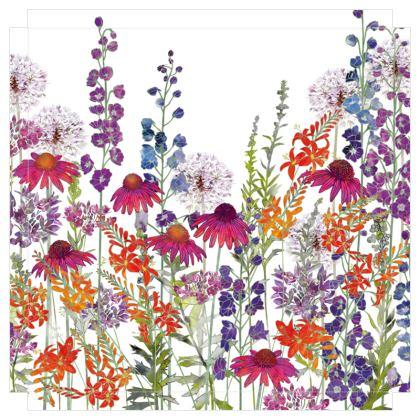 Summertime Symphony Canvas Print. Size 60cm x 60cm