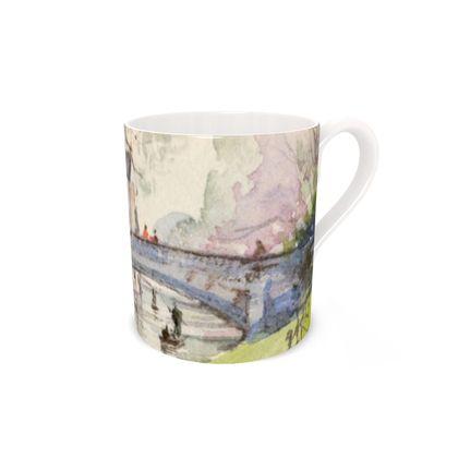 King's Bridge Bone China Mug