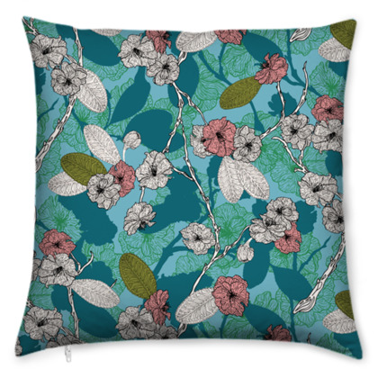 Cherry Blossom Cushion