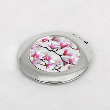 Springtime Wishes Compact Mirror