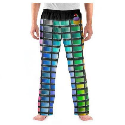 Colour Chart Pyjama Bottoms