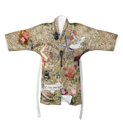 Through the Air Kimono