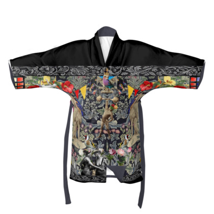 And May I Just Add? Kimono