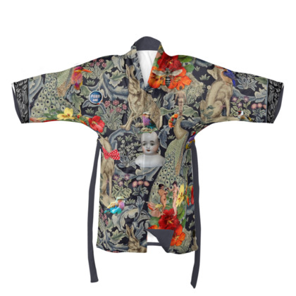 And Another Thing Kimono
