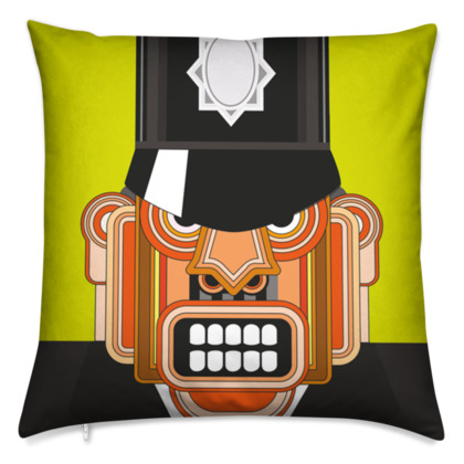 UNGRY COP, Cushion