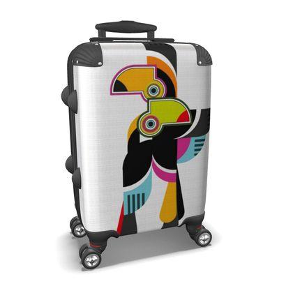 TOUCANS, Suitcase