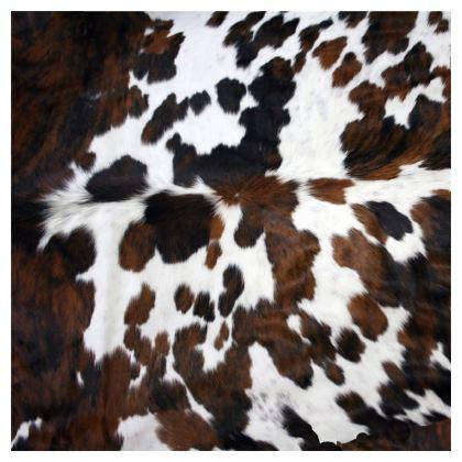 Black Tan and White Farmhouse style cushion