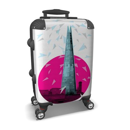 IT´S RAINING GLASS, Suitcase