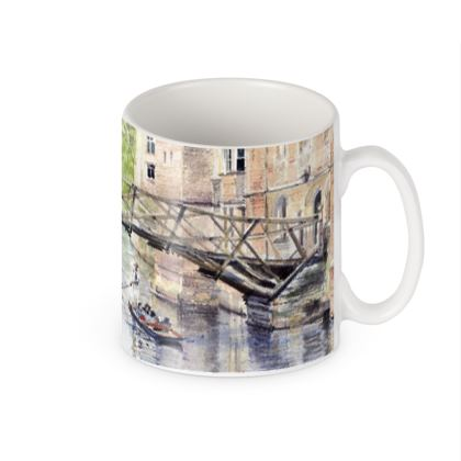 Mathematical Bridge Builders Mug