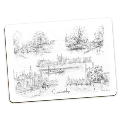 Large Placemats - pack of 2 with the same image