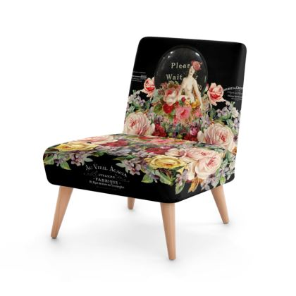 Nuit des Roses Revisited Occasional Chair