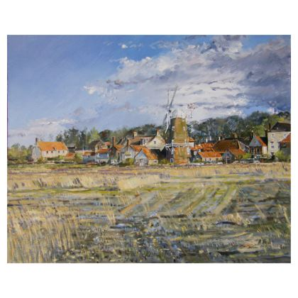 """""""Cley Mill"""" small tray"""