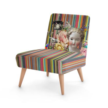 Today's Doll Occasional Chair