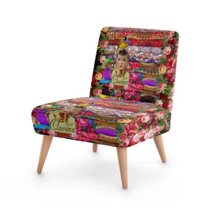 Flower Child Occasional Chair