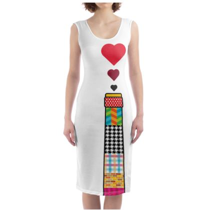 THE BREWERY OF LOVE, Bodycon Dress