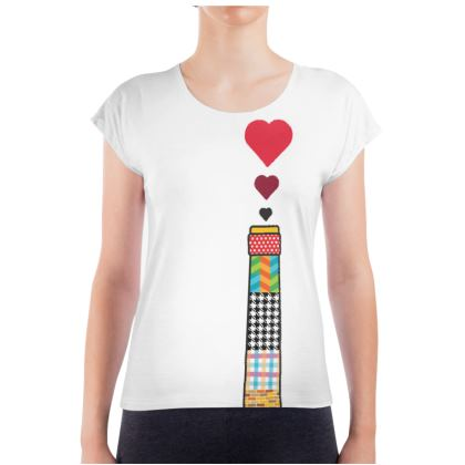 THE BREWERY OF LOVE, Ladies T Shirt