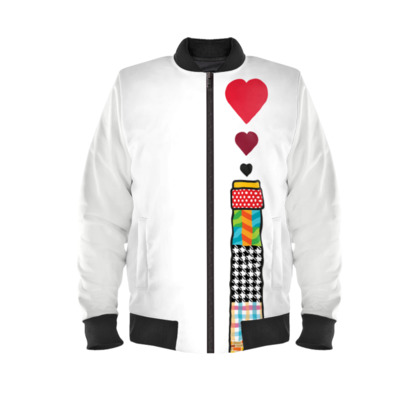 THE BREWERY OF LOVE, Bomber Jacket
