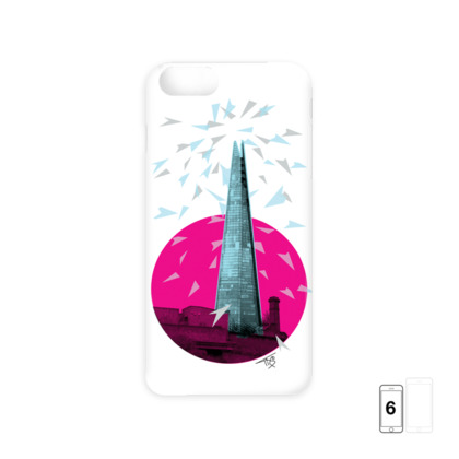 IT´S RAINING GLASS, iPhone 6 Case