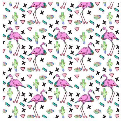 Tropical Flamingo - Handbags
