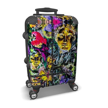 265,- Minerva's suitcase! DESIGNER Handgepäck Koffer von ninibing34