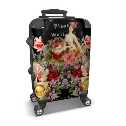 Nuit des Roses Revisited Suitcase