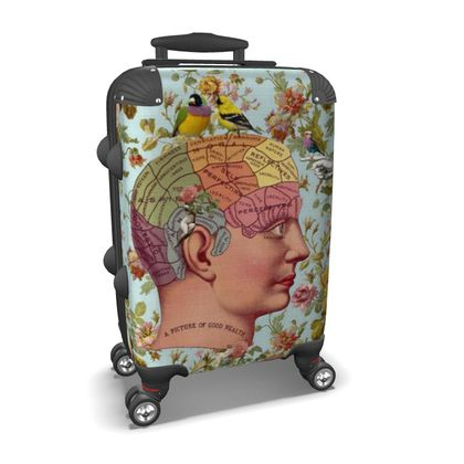 A Picture of Good Health Suitcase