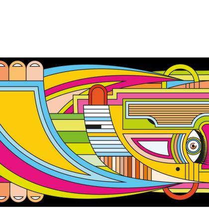 TOTEM, Folding Stool Chair