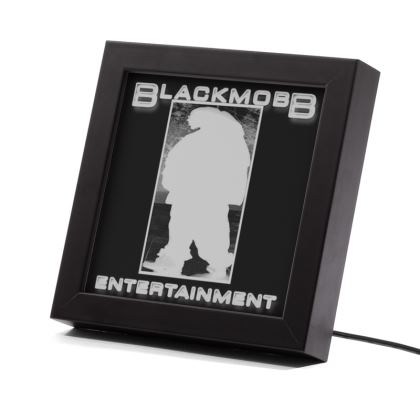 BLACKMOBB ENTERTAINMENT LED Frame
