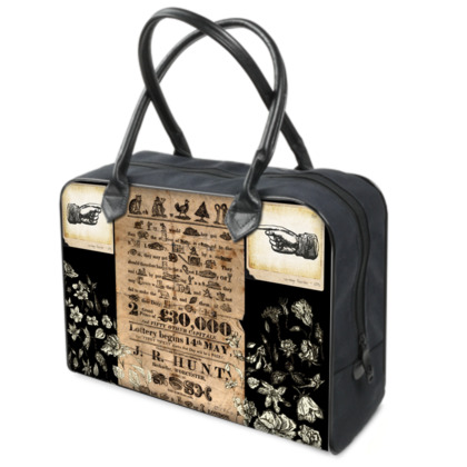 Pictogram Weekender Bag