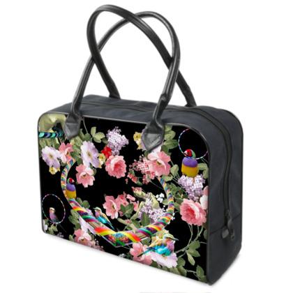 Hoop Love Weekender Bag