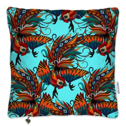 Rooster Cushion Set