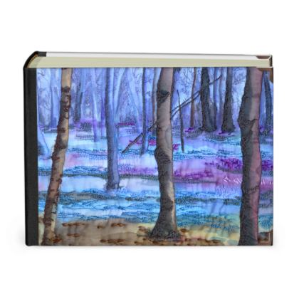 Woodland Scrapbook Album