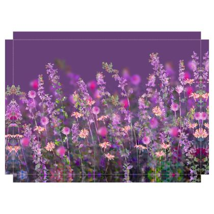The Bewitching Garden Canvas Print. Size 70cm x 50cm