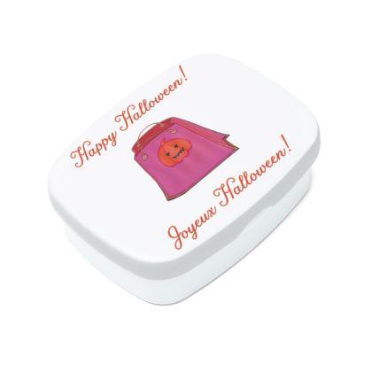 "Lunch Box ""Joyeux Halloween"""