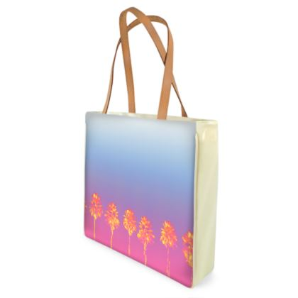 Palm Trees Collection Shopper Bag