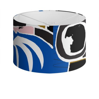 Paradise Drum Lamp Shade