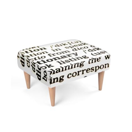 Author's Footstool