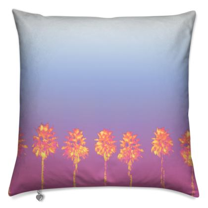 Palm Trees Collection Cushion