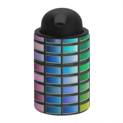 Colour Chart Soap Dispenser