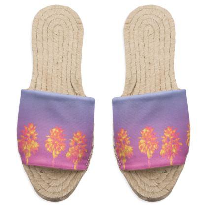 Palm Trees Collection Sandal Espadrilles