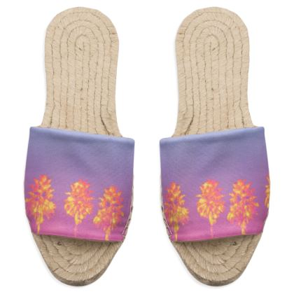 Palm Trees Collection Sandal Espadrilles