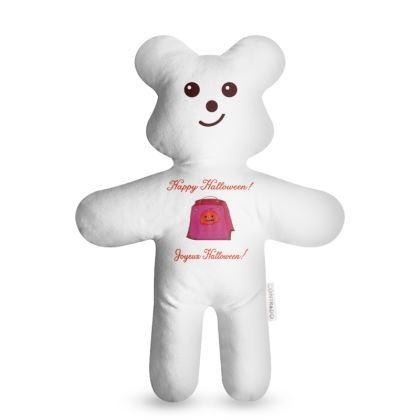 """Teddy Bear """"Joyeux Halloween"""""""