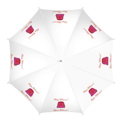 "Umbrella ""Jouyeux Halloween"""