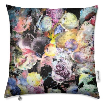 When Darkness Comes - Luxury Cushions