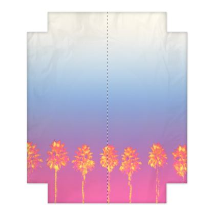 Palm Trees Collection Fitted Sheets