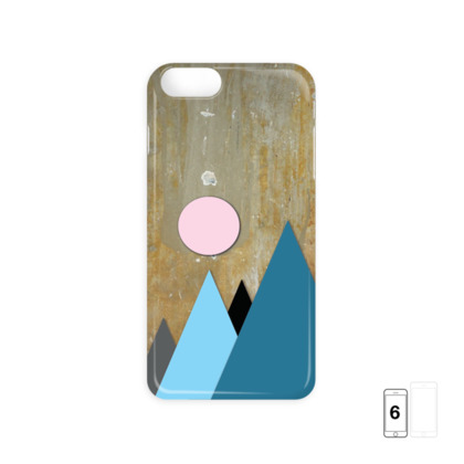 PEAKS AT NIGHT, iPhone 6 Case