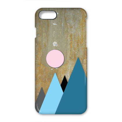 PEAKS AT NIGHT, iPhone 7 Case